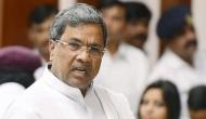 BJP is so 'spineless' Karnataka CM Siddaramaiah over not demanding farmers loan waivers from Centre, says 'people will not be fooled'