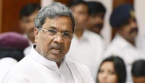 Karnataka crisis: Senior Congress leader blames Siddaramaiah, calls him 'thief inside party'