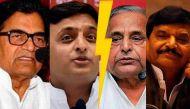 चुनाव आयोग ने मांगा मुलायम और अखिलेश से समर्थकों का हलफनामा
