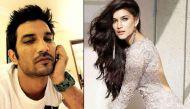 Sushant Singh Rajput, Kriti Sanon indulge in PDA