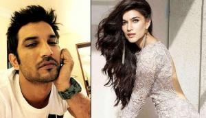 Sushant feels Kriti's next has the best performance from her