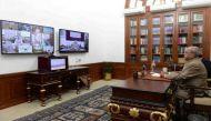राष्ट्रपति प्रणब मुखर्जी ने माना, नोटबंदी से अर्थव्यवस्था की गति धीमी हो सकती है