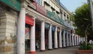 Connaught Place under Covid-19