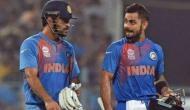 बेंगलुरू वनडे में धोनी का रिकॉर्ड तोड़ने की पूरी तैयारी में कोहली