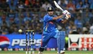 Watch: MS Dhoni known for his 'lightning speed stumping' saves his wicket 'cleverly'