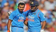 टीम में शामिल न किए जाने पर रोहित शर्मा का आया बयान