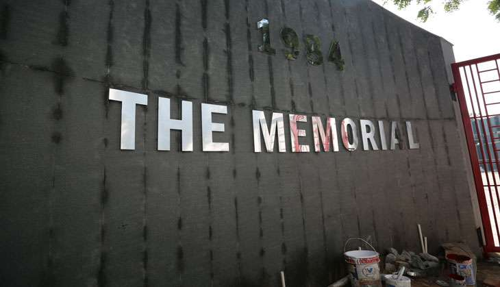 In pictures: The Wall of Truth, a memorial for victims of 1984 anti-Sikh riots