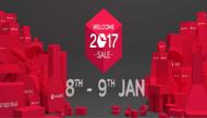 नए साल पर स्नैपडील ने की बंपर छूट वाली 'वेल्कम 2017' सेल की घोषणा