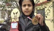 जम्मू-कश्मीर का अबु अम्माज बना नेशनल बॉक्सिंग चैंपियन