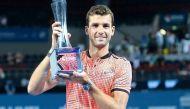 बुल्गारिया के ग्रेगोर दिमित्रोव ने जीता ब्रिस्बेन इंटरनेशनल टेनिस खिताब