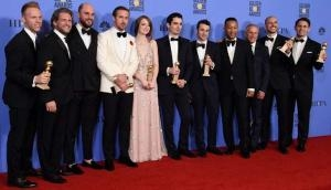 In pictures: From La La Land to Meryl Streep, the best of Golden Globes 2017