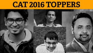 CAT 2016 results: Know topper profile of 20 engineers with 100 percentile