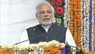 गुजरात दौरा: प्रधानमंत्री नरेंद्र मोदी अहमदाबाद पहुंचे, वाइब्रेंट गुजरात का करेंगे उद्घाटन