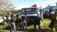 इजरायल: यरुशलम में ट्रक हमला, 4 सैनिकों की मौत, हमलावर ढेर