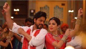 A special garba song in Shah Rukh Khan's Raees