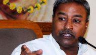 Ram temple matter will always be alive: Vinay Katiyar