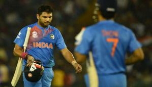 Dhoni and I can play fearless cricket now: Yuvraj Singh