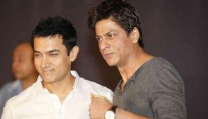 Will Shah Rukh Khan and Aamir Khan finally team up for SS Rajamouli's Mahabharata?