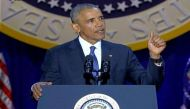 भावुकता से भरपूर ओबामा की फेयरवेल स्पीच- 'मुझमें नहीं आप में बदलाव लाने की क्षमता'