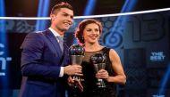 रोनाल्डो ने मेसी को पछाड़कर फीफा का प्लेयर ऑफ द ईयर खिताब जीता