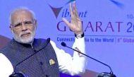 गांधीनगर: पीएम मोदी ने किया वाइब्रेंट गुजरात सम्मेलन का उद्घाटन