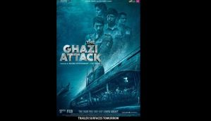 The Ghazi Attack trailer: An unknown story of an underwater war.