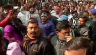 Sanitation workers continue to protest in Delhi demanding regularisation of staff
