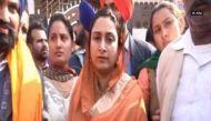 Desperate Arvind Kejriwal keen on 'ruining' prosperous Punjab: Harsimrat Badal