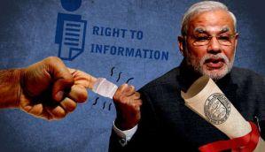 मोदी डिग्री विवाद में कार्रवाई करने वाले आरटीई अधिकारी को सूचना आयोग ने क्यों दंडित किया?