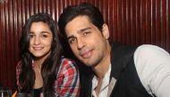 Alia Bhatt to be paired with Sidharth Malhotra