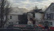 अमेरिका: बाल्टिमोर में एक घर में आग लगने से 6 बच्चों की मौत