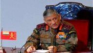 जनरल बिपिन रावत: जिस किसी जवान को शिकायत मुझे सीधे कह सकता है