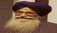 पंजाब के पूर्व सीएम और अकाली दल के नेता सुरजीत सिंह बरनाला का निधन