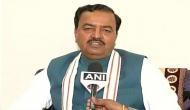 Keshav Prasad Maurya admitted in Ram Manohar Lohia Hospital