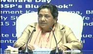 मायावती: भाजपा के मुंह में सत्ता हथियाने का ख़ून लग चुका है