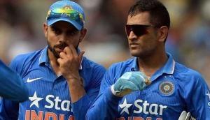दुनियाभर के बॉलरों में खौफ पैदा करने वाले इस खूंखार बल्लेबाज ने धोनी को बताया कोहली से बेहतर कप्तान