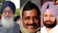 In Badal's Lambi, AAP is the main challenger...Until Captain arrives