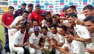 रणजी ट्रॉफी जीतने पर गुजरात टीम को तीन करोड़ रुपये का पुरस्कार देने का एलान