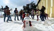Shimla, Kufri, Narkanda and nearby areas record heavy snowfall