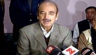 यूपी में सपा-कांग्रेस के बीच गठबंधन का एलान, अखिलेश के चेहरे पर लड़ेंगे चुनाव