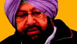 Why did Amarinder Singh suddenly decide to take on Badal in Lambi?