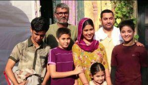 'बापू' के बाद दंगल गर्ल ज़ायरा को मिला 'मां' का साथ