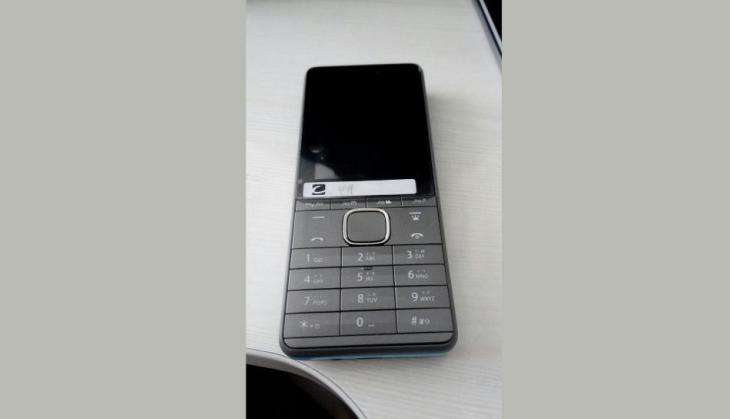 999 रुपये वाले रिलायंस जियो के सस्ते फीचर फोन की तस्वीर आई सामने