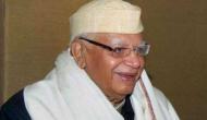 Delhi: Former UP CM ND Tiwari battles for life