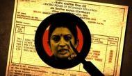 Smriti Irani declares 'not graduate' in affidavit, Congress says, 'Kyunki Mantri Bhi Kabhi Graduate Thi'