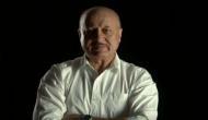 अनुपम खेर ने FTII के चेयरमैन पद से दिया इस्तीफा, बिजी शेड्यूल का दिया हवाला