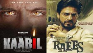 ऋतिक: SRK आपकी 'रईस' से मुझे फिर मिलेगी प्रेरणा, काबिल से आपको मुझ पर होगा गर्व