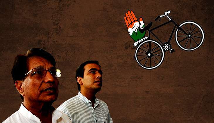 No place for Ajit Singh's RLD in SP-Congress alliance in UP