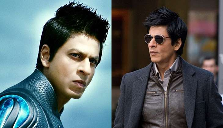 Don 3 And Ra One Sequel Not Happening As Of Today Says Shah Rukh Khan Catch News