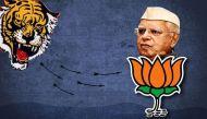 चरित्रहीन नेताओं के लिए भाजपा की 'फ्री इनकमिंग' सेवा: सामना